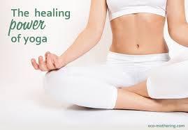 healing power of yoga